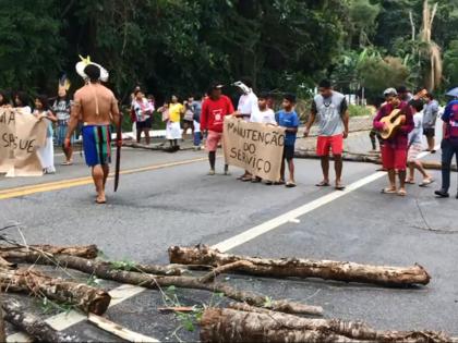 Prefeitura acolhe reivindicações de comunidades indígenas de Ubatuba