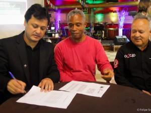 Prefeitura firma acordo de cooperação com Consórcio Culturando e UNESP