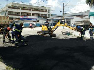 Ubatuba investirá R$ 20 milhões em pavimentação