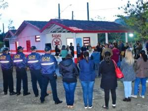 Prefeitura realiza entrega da base descentralizada do SAMU na região Sul