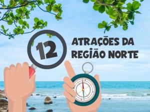 A Região Norte de Ubatuba e as 12 atrações para você visitar