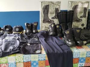 Guarda Civil Municipal de Ubatuba adquire novos equipamentos e armamento