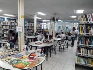 Biblioteca Municipal de Ubatuba facilita cadastramento de associados