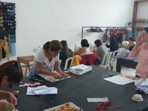 Centro de Capacitação Profissional abre inscrições para curso de Costura Criativa