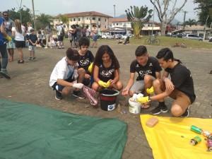 Confira galeria de fotos do Dia Mundial de Limpeza em Ubatuba