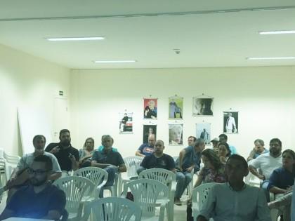 Reunião do GTPlan discute metodologia de trabalho em sua segunda reunião