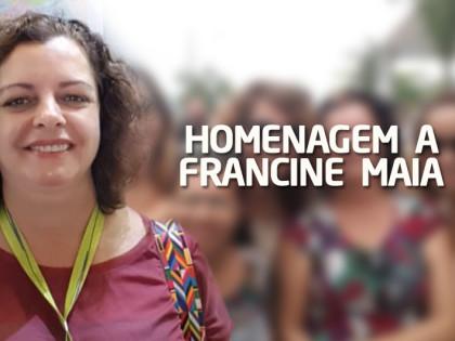 Servidores da Saúde do Litoral Norte organizam abaixo-assinado para homenagear Francine Maia