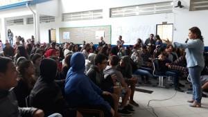 Reuniões com a Comunidade escolar (1)