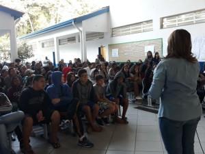 Secretaria de Educação de Ubatuba realiza serie de reuniões em escolas municipais