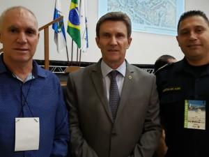 Ubatuba participa do I Simpósio de Segurança Pública em Angra dos Reis