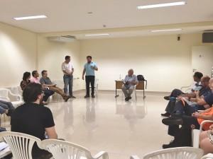 Grupo de Trabalho para revisão do Plano Diretor realiza sua primeira reunião