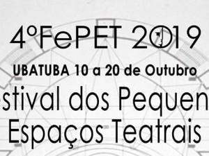 Festival dos Pequenos Espaços Teatrais é destaque no mês de aniversário de Ubatuba