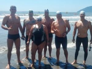 Alunos da piscina municipal de Ubatuba têm bom desempenho em competição estadual
