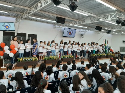 Proerd forma 312 alunos da rede municipal de Ubatuba