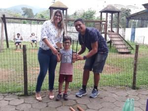 EMEI Bessie promove resgate de jogos e brincadeiras