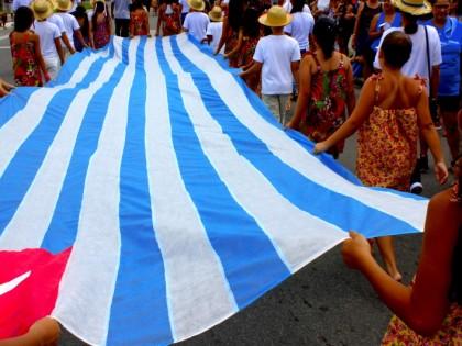 Desfile de 382 anos de Ubatuba reúne 5 mil pessoas