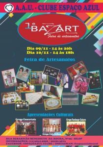 Bazart - Evento Assoc Aposentados e IPMU