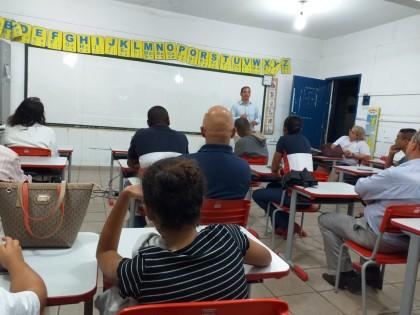 Assistência Social de Ubatuba promove encontro com voluntários