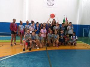 Educação de Ubatuba divulga resultados do último Torneio Interescolar de Queimada