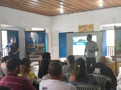 Reunião discute alternativas para temporada na Ilha das Couves
