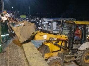 Prefeitura de Ubatuba recolhe 60 toneladas de lixo das praias na virada