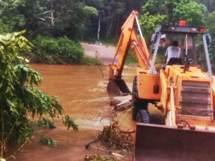 Ubatuba entra em estado de alerta devido a chuvas da madrugada de sexta-feira