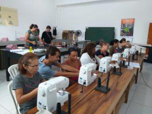 Centro de Capacitação Profissional de Ubatuba inicia aulas