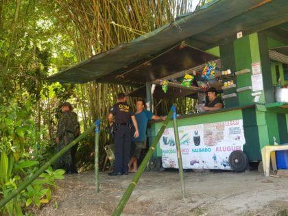 Prefeitura de Ubatuba promove ação de combate ao turismo ilegal