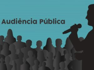 Calendário das Audiências Públicas – Setembro 2020