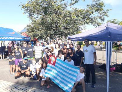 Alunos da Piscina Municipal levam o nome de Ubatuba em provas natatórias