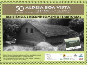 Aldeia guarani em Ubatuba completa 50 anos