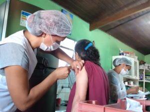 Ubatuba inicia campanha de vacinação contra gripe Influenza