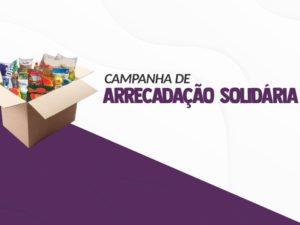 CRAS Sul recebe 620 quilogramas de produtos doados em campanha solidária