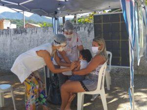 Últimos dias de vacinação contra a gripe Influenza