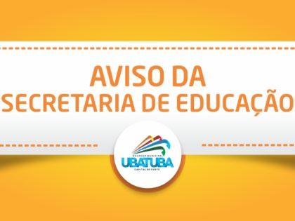 Eleições para Conselho Municipal de Educação acontecem no dia 14