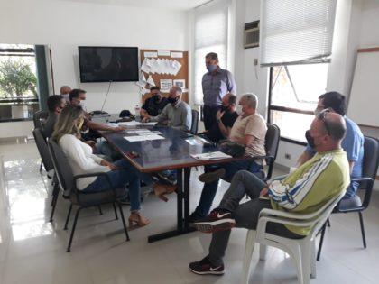 Empresários e forças policiais de Ubatuba discutem instalação de base na região Central
