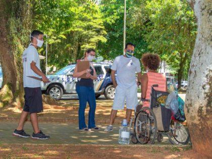 Assistência Social reforça acolhimento à população de rua durante o inverno