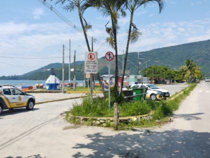 Diretoria de Trânsito informa mudança de mão na avenida da praia na Maranduba