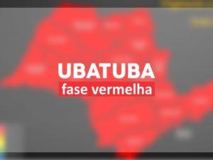 Prefeitura de Ubatuba decreta retorno à Fase Vermelha do Plano São Paulo