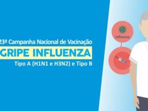 Prefeitura de Ubatuba começa a vacinação contra a Gripe Influenza