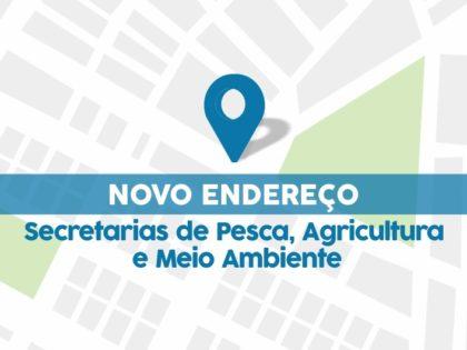 Secretaria de Meio Ambiente, Agricultura e Pesca muda para terminal turístico da Comtur