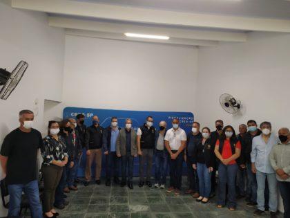 Prefeitura e CREA-SP realizam operação conjunta de fiscalização de obras irregulares